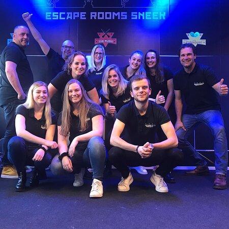Wij ontvangen je graag bij Escape Rooms Sneek!