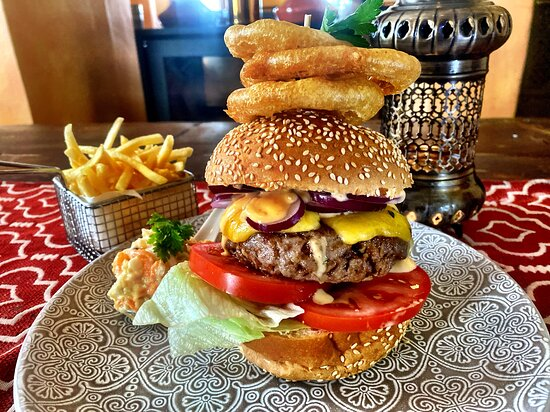 our Cheese Burger