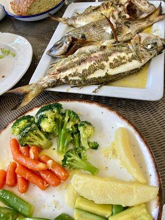 Atrion Hotel Crete! Amazing Cretan cuisine