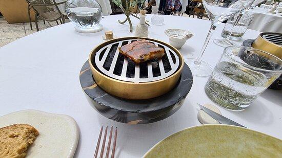 Panoufle d'agneau