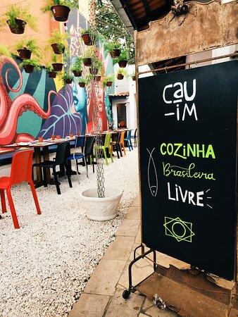 Cozinha brasileira livre!