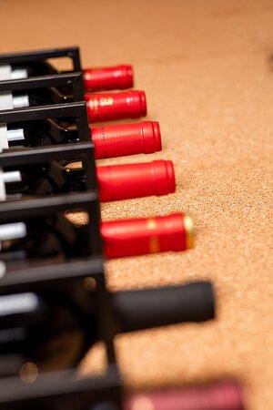 El vino, una parte importante dentro de nuestro Restaurante!!
