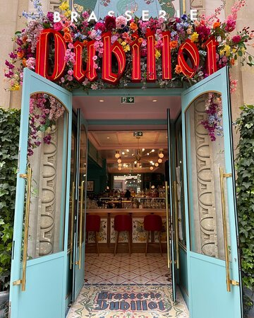 Brasserie Dubillot.