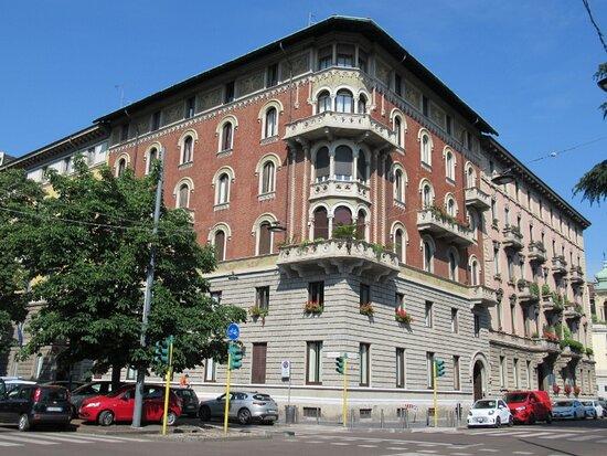 Palazzo Via Mascheroni 3