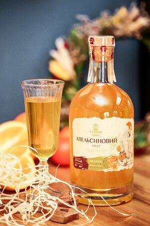 Lvov, Ukraina: В основе - апельсиновый фреш. Настоящий взрыв тропического вкуса! Имеет кислинку и прекрасно подходит в любое время года.