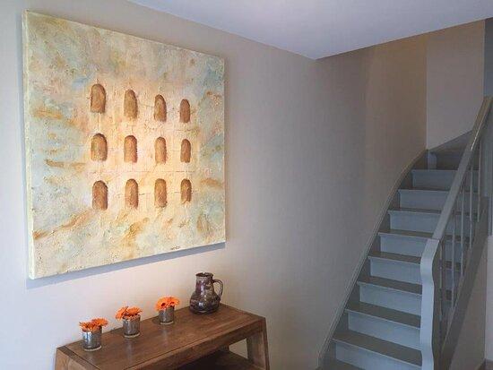 ✅ TOWER of BABEL  Welcome to my #architecture , #coliseum , Tower of Babel, #arenas, DOORS of SERENITY. Pigments #painting on canvas. Read the enthusiastic testimonials on TripAdvisor . Bienvenue dans l'univers de pigments, architectures, Tour de #Babel , PORTES DE LA SÉRÉNITÉ sur toile   #art #colors #serenity #doorsofbabel #towerofbabel #tapiezo