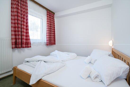 Zwei Zimmer Apartment Standard Haus Bellevue