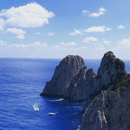אי קפרי, איטליה: Capri