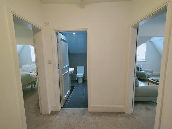 Apartment 5 hall