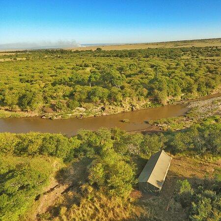 שמורה לאומית מסאי מרה, קניה: Our new Amazing Mara Camp 