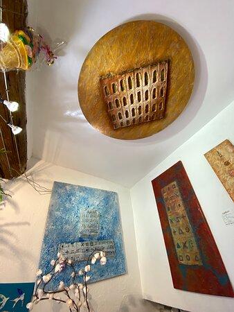✅ TOWER of BABEL  Welcome to my #architecture , #coliseum , Tower of Babel, #arenas, DOORS of SERENITY. Pigments painting. Read the enthusiastic testimonials on TripAdvisor . Bienvenue dans l'univers de pigments, architectures, Tour de #Babel , PORTES DE LA SÉRÉNITÉ sur toile   #amazingart #artofbabel #testimonials #tripadvisor #googlemaps #tapiezo