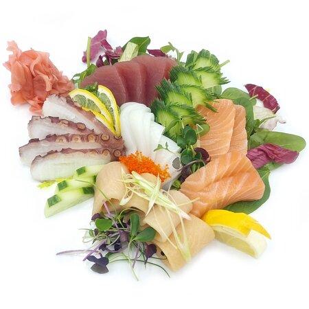 Neki Sashimi Selection