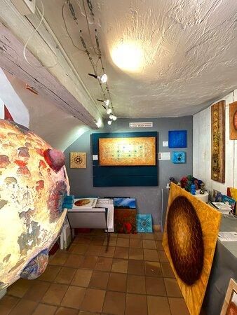 ✅ TOWER of BABEL  Welcome to my #architecture , #coliseum , Tower of Babel, #arenas, DOORS of SERENITY. Pigments painting. Read the enthusiastic testimonials on TripAdvisor . Bienvenue dans l'univers de pigments, architectures, Tour de #Babel , PORTES DE LA SÉRÉNITÉ sur toile  #googlemaps #tripadvisor #bestart #colors
