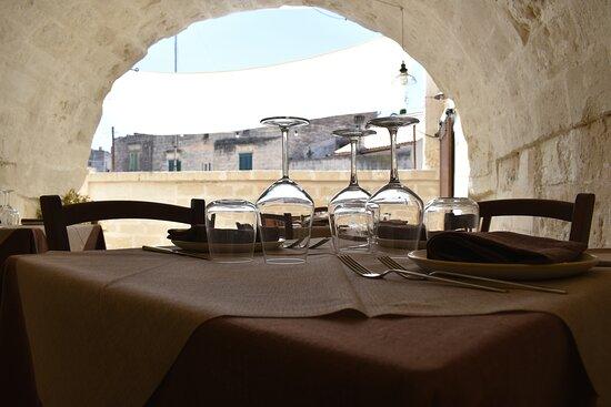 La nostra galleria  – Foto de La Locanda - L'Antica Credenza, Matera - Tripadvisor