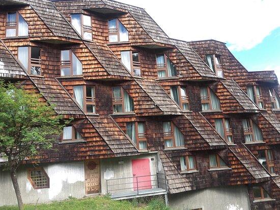 I legni di copertura necessiterebbero di manutenzione