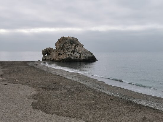 Esta mañana Lucía un buen día en la playa 🏖.