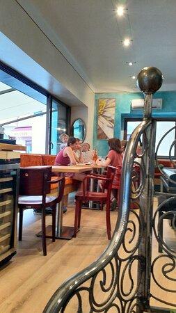 Restaurant Cafe culture LE GRAND MINUSCULE A Lodeve