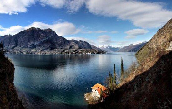 Comosjön, Italien: Comolake