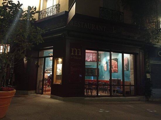 """Le nouveau Grand Minuscule à Lodeve """"by night'"""