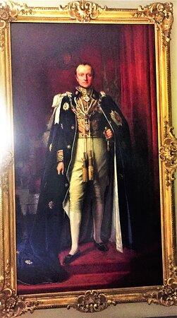 2.  Kedleston Hall, Kedleston, Derbyshire;  Lord George Nathaniel Curzon