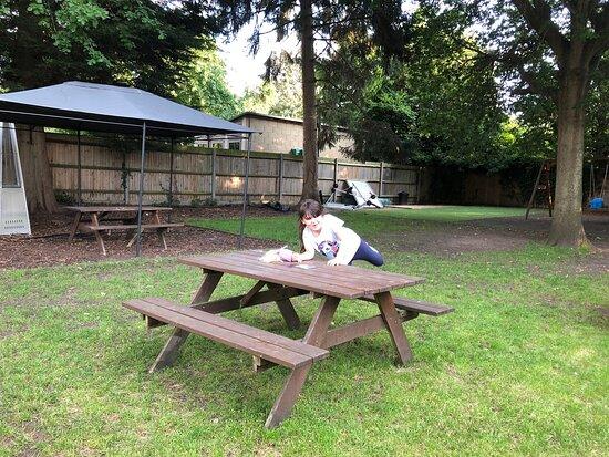 The George Evelyn Pub & Gardens