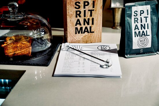 We got it all, highest rates specialty coffee and healthies food options in the country in additional to unforgettable experience. Come and join Spirit Animal Coffee family.