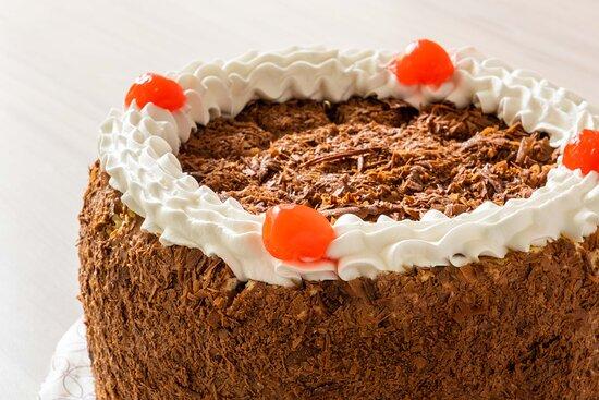 Torta Selva Negra, nuestra clásico de la pastelería europea