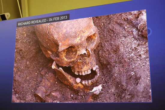 19.  King Richard III Visitor Centre, St Martins, Leicester