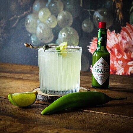 Margarita Spicy