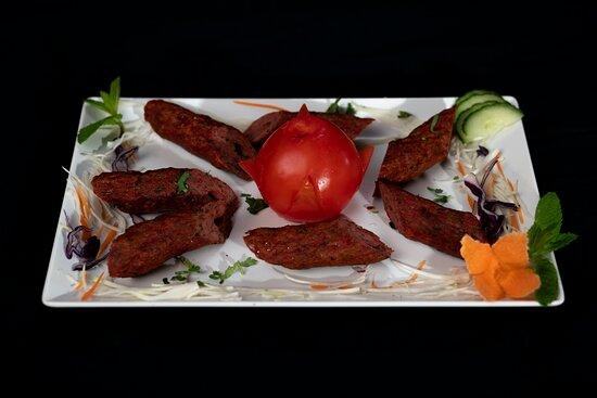 Hyderabadi Lamm Kebab
