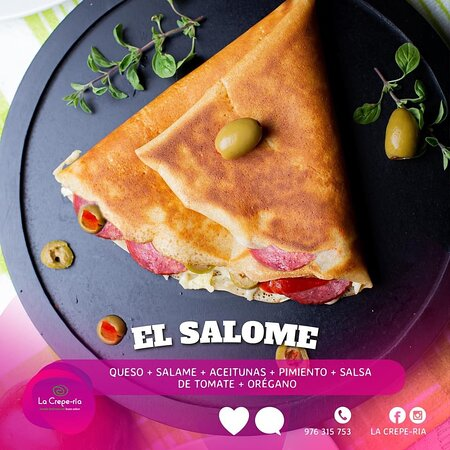 Crepe Salome