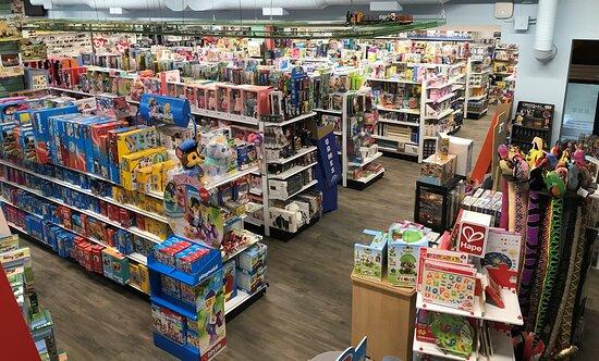 Thunder Bay, Canada: Toy Sense at 477 May Stree N.