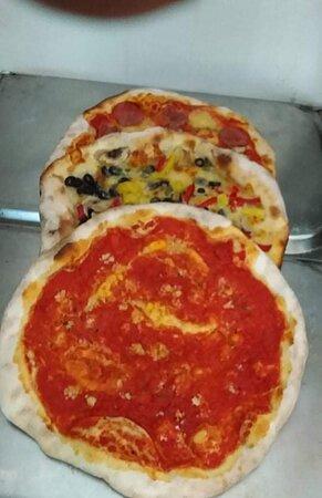 mix pizze