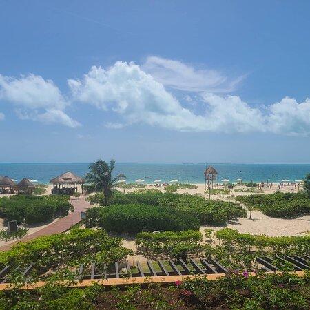 Playa Mujeres-billede