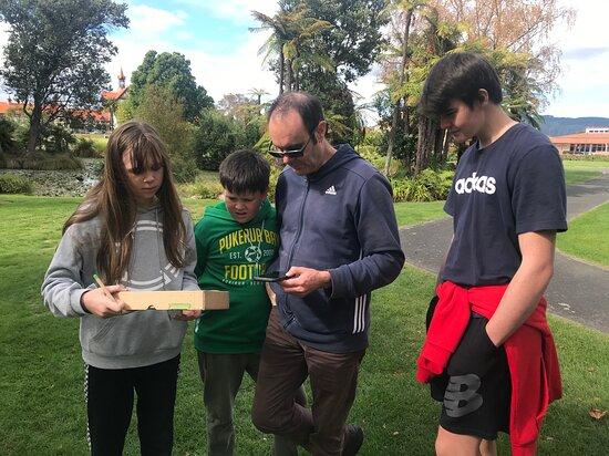Rotorua Adventure Games