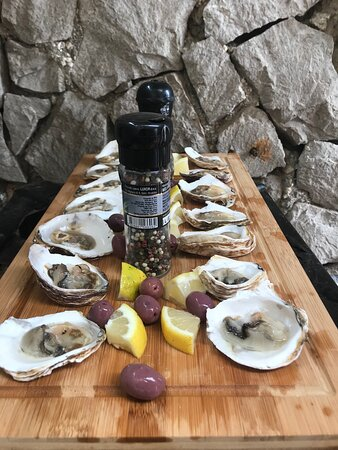 Kotor kommun, Montenegro: Oysters