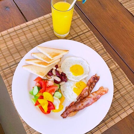 Завтрак чемпиона!
