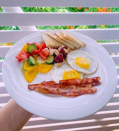 Такой завтрак! Этот будет my day!
