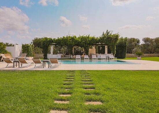pool house – Billede af Tenuta Giorgino, Carovigno - Tripadvisor