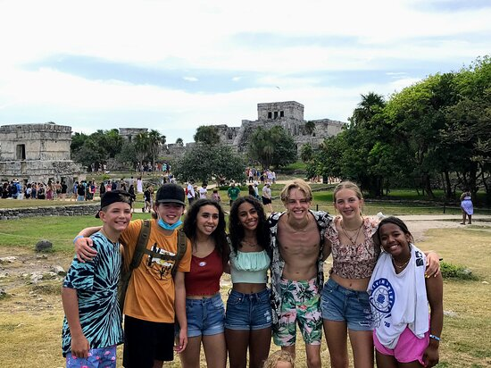 Tulum Mayan Ruins LDS Tour - Half Day (Minimum 4 people): Even the teenagers loved it!
