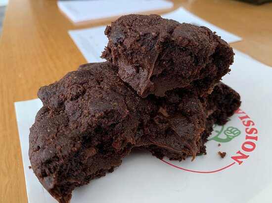 Cookie Vission in Tai Hang - Very good Epic Chocolate cookie