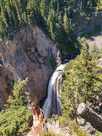Clear Creek Falls near White Pass, WA July 2021