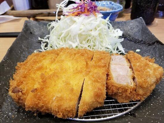 Huge portion, very tasty