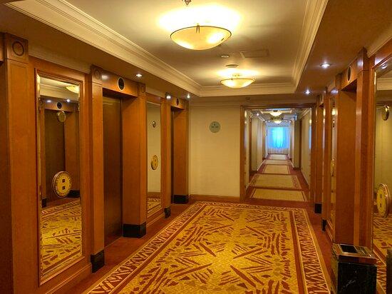 電梯大堂Lift Lobby