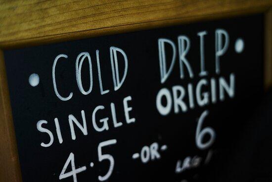 Cold drip