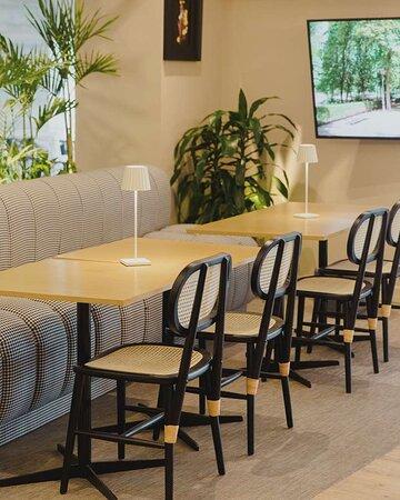 Arte Hotel Lima lounge