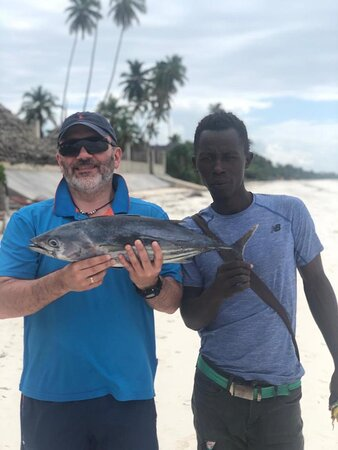 It's allot about fishing game in Indian ocean, book your all vacations in Zanzibar from us, we will gives you unforgettable experience in your life