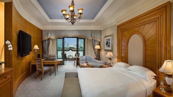 Emirates Palace Pearl Room