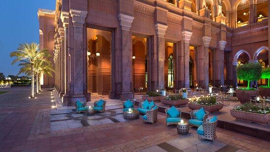 Emirates Palace Sayad Terrace