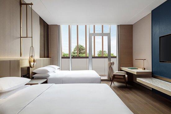 Double/Double Elite Guest Room